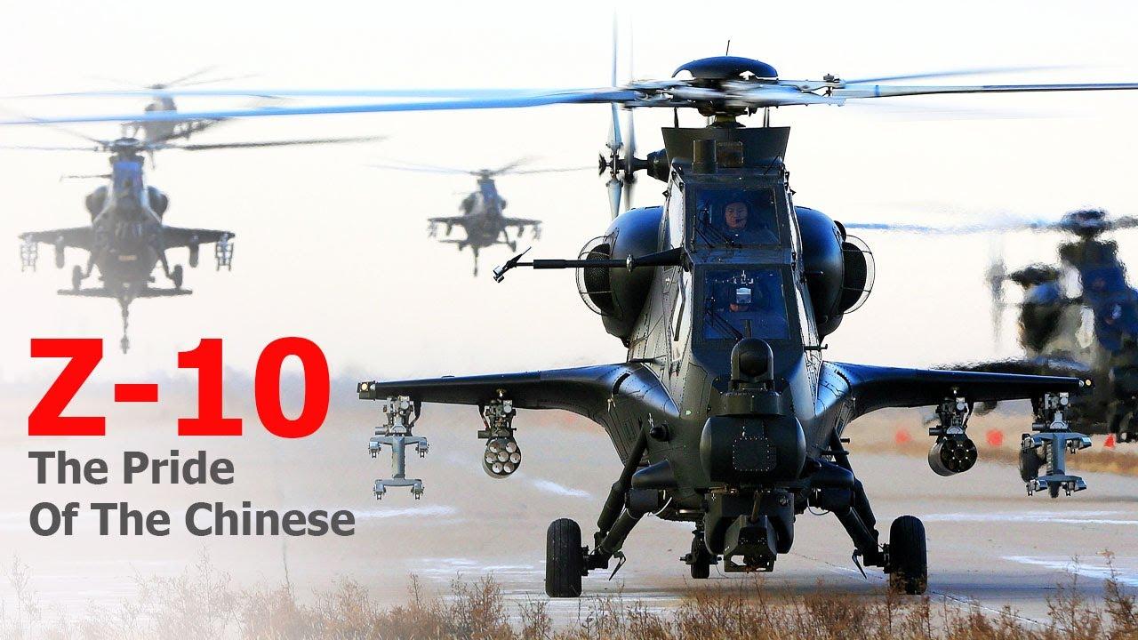 CAIC Z-10   C.H.A.O.S.