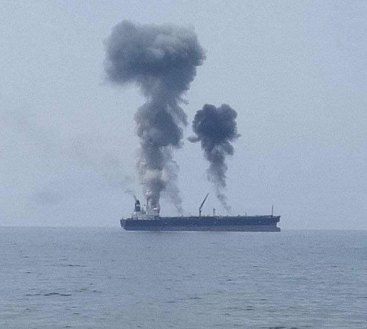 WISDOM tanker Banias